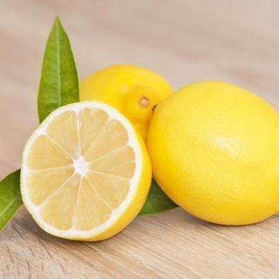 Citron et colopathie