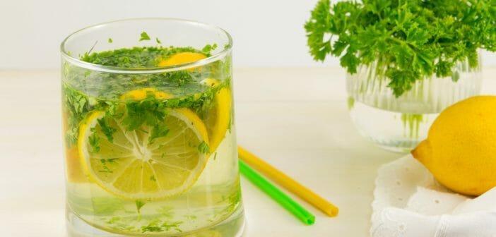 Citron persil un regime efficace