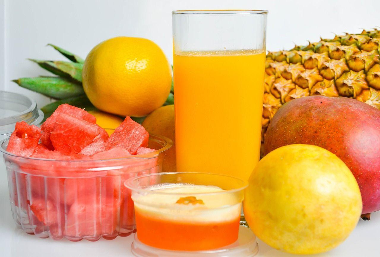 Faire des jus de fruits