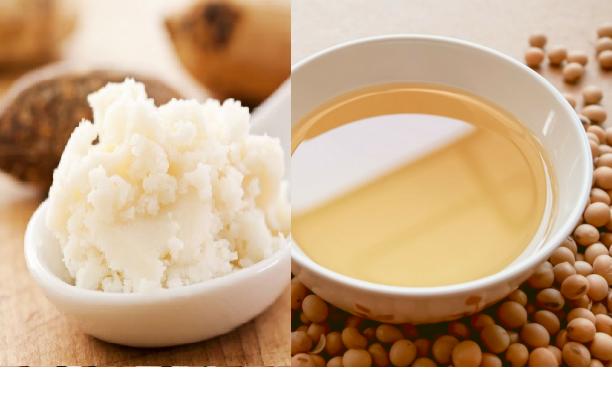 Huile de soja