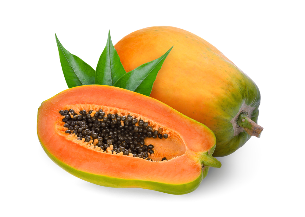 Papaya seeds and hepatitis